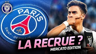 Dybala direction PARIS ? – La Quotidienne Mercato #29