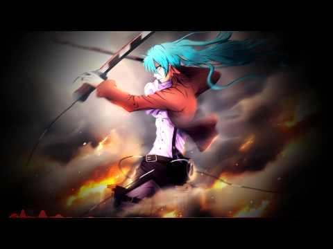 Attack ON Titan Feat. Hatsune Miku [ Dj-Jo Remix ]