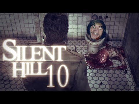 TENTACLE PRONZ! - Silent Hill - Lets Play - Part 10