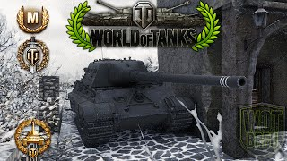 World of Tanks - Jagdtiger - 7 Kills - 8.7k Damage - Ace Tanker [Replay|HD]