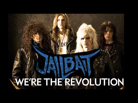 Jailbait - We're The Revolution video