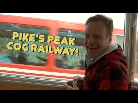 Pike's Peak Cog Railway - Choo Choo Bob Show