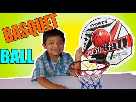 Mini Basquet Ball Juego Para La Casa JUGUETES