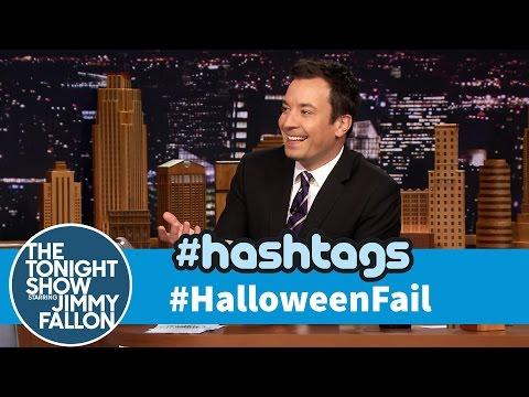 Hashtags: #HalloweenFail