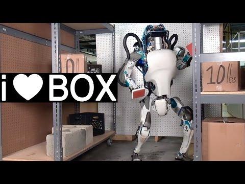 Boston Dynamics - Auralnauts Horror Edition