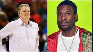 Meek Mill Drags Michael Rapaport On Twitter After Rapaport Said Meek Not A Good Rapper At All