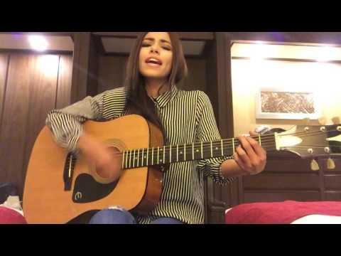 Daniela calvario / impossible (español) - Cover / shontelle