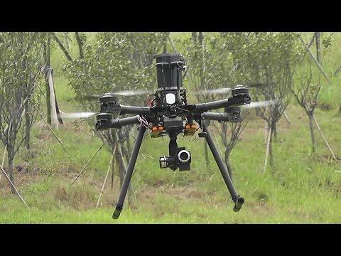 Aerial Suveillance Quad 30X Optical Zoom Cam Maiden Flight