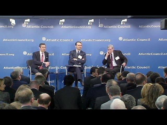برپایی کنفرانس حمایت از شرق اروپا در برابر تهدید روسیه