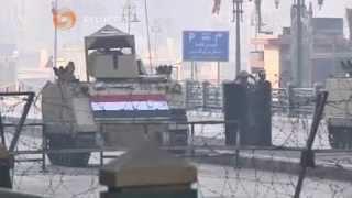 أعمال عنف متفرقة في مصر في ذكرى انتفاضة 25 يناير 2011