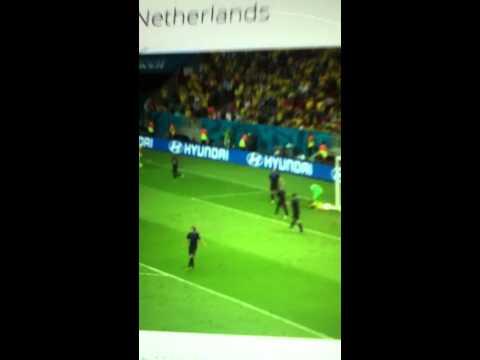Brazil vs Netherlands 0-3 - All goals and highlights