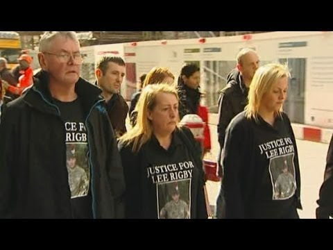 Woolwich Lee Rigby murder sentences: Family