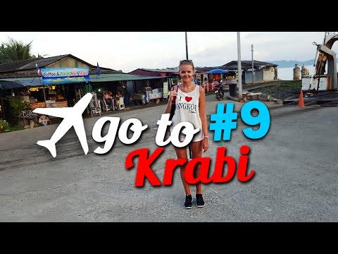 LECIMY DO KRABI TAJLANDIA #9 VLOG THAILAND 2016