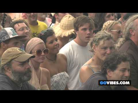"Railroad Earth performs ""1759"" at Gathering of the Vibes Music Festival 2013"