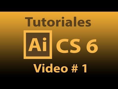 Tutorial Illustrator CS 6 Español INICIO. Iterfaz Mapa de bits Vector RGB y CMYK Dibujos