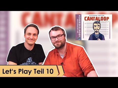Cantaloop: Einbruch in den Knast – Teil 10 – Brettspiel – Let's Play