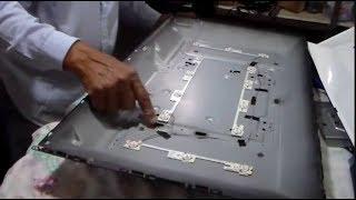 TV DE LED SEMP TOSHIBA  32L2400 LIGA E DESLIGA EM SEGUIDA