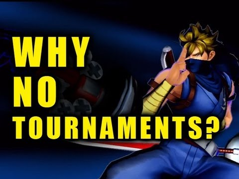 Ask Max Episode 1 with UMVC3: Why No Tournaments?