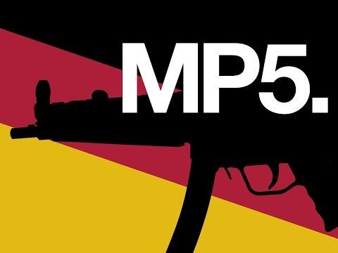 MP5 в играх