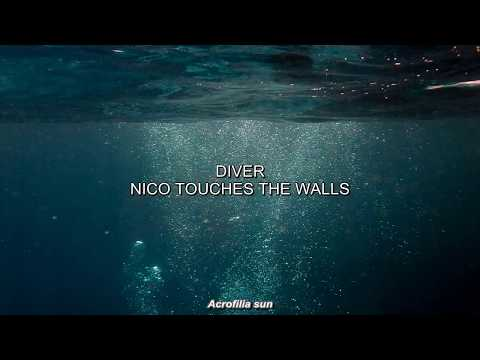 Diver - Nico Touches the Walls (sub español)