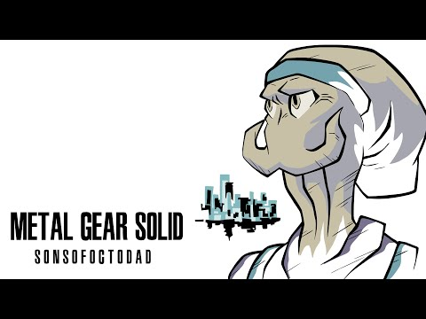 Metal Gear Solid: Sons of Octodad - Mash Up!