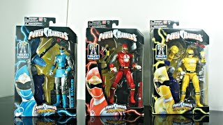 Review Legacy Collection Power Rangers Ninja Storm