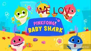 WE LOVE PINKFONG BABY SHARK  - Demecillo
