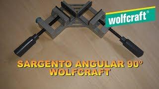Sargento Angular Wolfcrafft