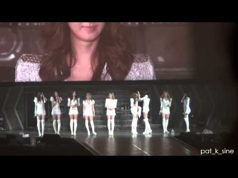 [Fancam] 120212 SNSD – Introduce + Talk Girls' Generation Tour in Bangkok