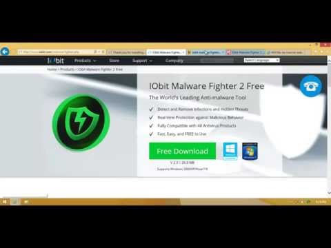 IOBit Malware Fighter 2 free version review