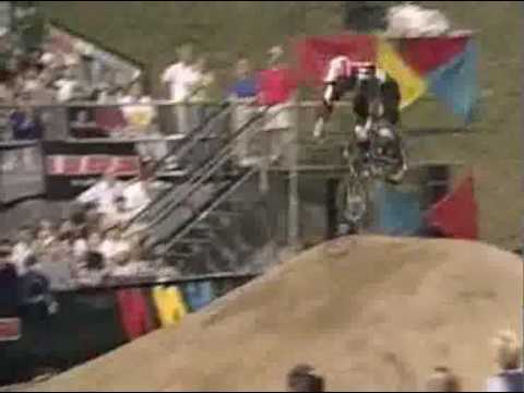 1996 X Games Dirt Jump - Jay Miron Video