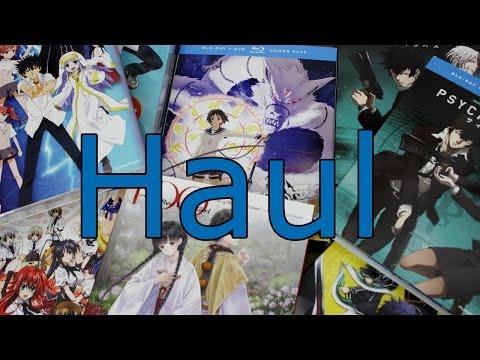 Funimation Holiday Haul 2014