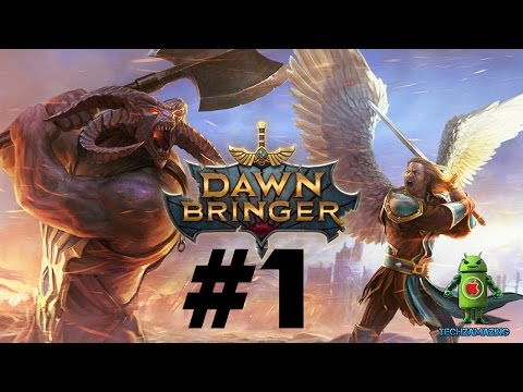 Dawnbringer (iOS/Android) Gameplay HD - Part 1