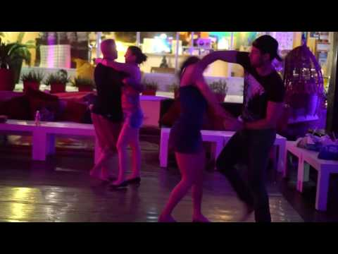 00283 ZoukMX 2016 After party Kaylyn and Peter ~ video by Zouk Soul