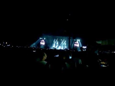 Muse - Psycho + Supermassive Black Hole Live@ RockInRoma 18Luglio2O15