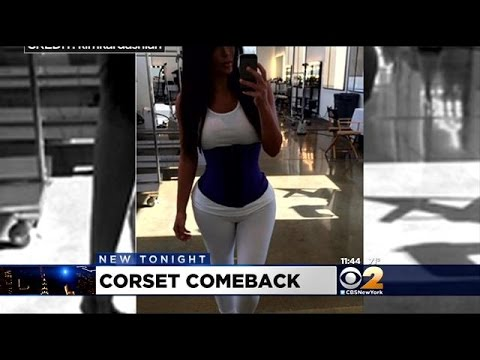 Seen At 11: 'Waist Training' Trend Sparks Health Warning