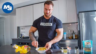 What Bodybuilders Eat For Breakfast | NOT Eggs & Oatmeal Edition ???? | Chris Bumstead
