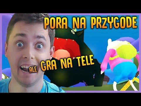 PORA NA PRZYGODĘ - Time Tangle Adventure Time (GRY NA TELEFON)