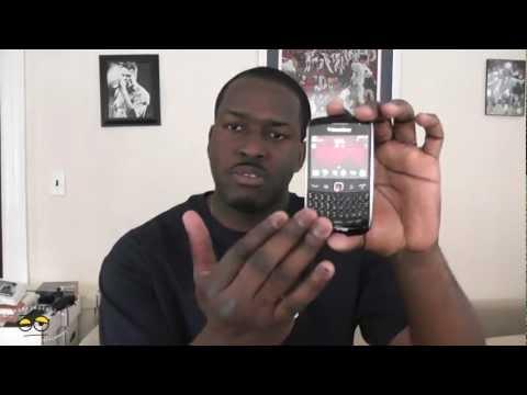 Verizon BlackBerry Curve 9370 Review