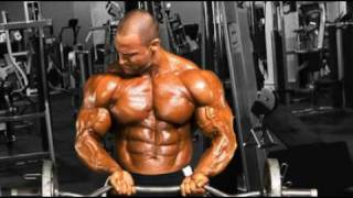 Brandon Curry Episode #2 of 9 Bicep Training Part 2 of 2