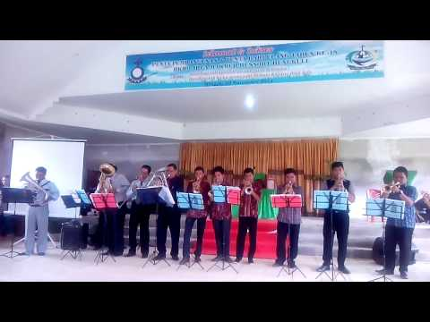 Group Brass Trumpet HKBP Bengkulu-It is well with my soul and BL No.390