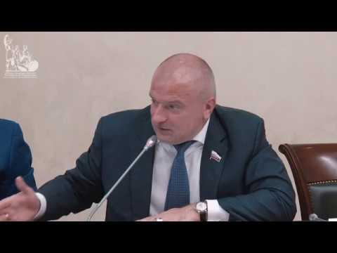 Андрей Клишас в рамках IV Общественного диалога «Что нас объединяет?!» на площадке ОП РФ