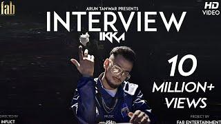 Interview | Ikka | JSL | Official Video | Inflict | 2018