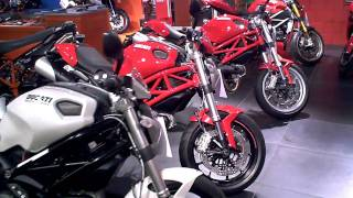 DUCATI all models 2010 - 2011 + prices
