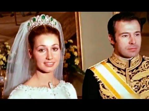 Boda de Alfonso de Borbón y Carmen Martínez Bordiu (1972)