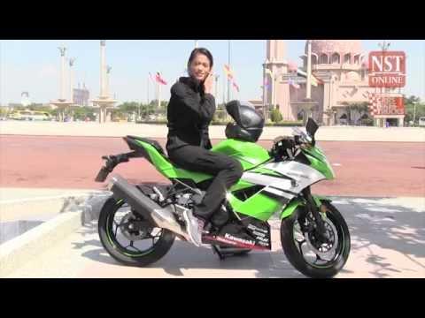 Kawasaki Ninja 250SL review