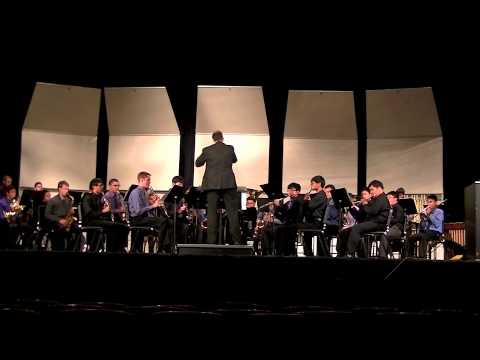 Archbishop Riordan High School Chamber Winds 2013 CMEA