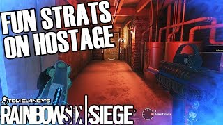 Hostage Is The Fun Game Mode - Rainbow Six Siege