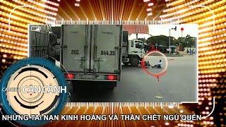Những pha đối đầu kinh hoàng của xe máy | CAMERA CẬN CẢNH 😵