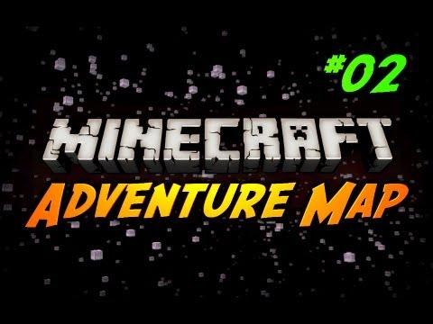 "Minecraft Maps - ""Crash Landing"" - Ep. 2 (Deep Space Turtle Chase w/ SkyDoesMinecraft)"